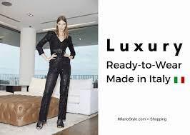 luxury ready to wear brands made in