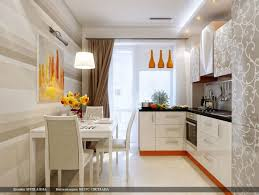 Small Kitchen Interior Interior Design For Small Kitchen Makeover Red Cabinets Small