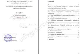 ОТЧЕТЫ ПО ПРАКТИКЕ Библиотека платных работ стр  Отчет по преддипломной практике в