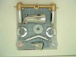 fancy design ideas delta double handle shower faucet dual repair