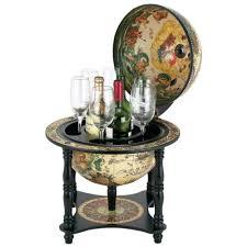 Portable Liquor Cabinet Liquor Cabinets And Globe Bars Homewetbar