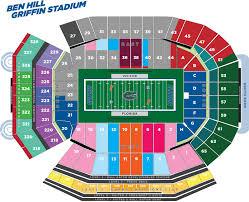 ben hill griffin stadium seating chart functional representation