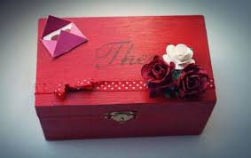 How To Decorate A Box For Valentines Day Valentine's Day Gift for Him Charming Creative Projects 2