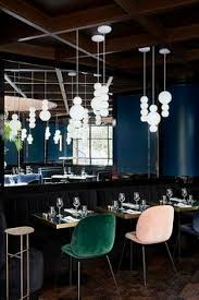 restaurant bar lighting. le roch hotel u0026 spa by sarah lavoine restaurant bar lighting r