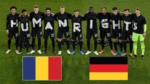Maybe you would like to learn more about one of these? Deutschland Gewinnt In Der Wm Quali Bei Rumanien Gnabry Der Matchwinner Goal Com
