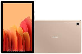 Samsung Galaxy Tab A7 (2020): Hình ảnh chính thức của máy tính bảng 10,4  inch giá rẻ bị rò rỉ. - Tech Alpha