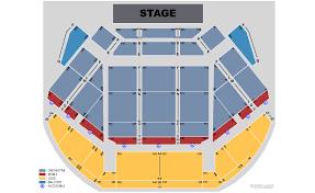 29 Cogent Tilles Center Seating Map
