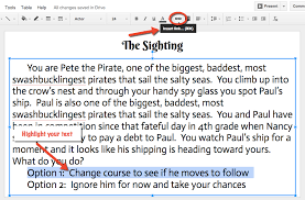 Choose Your Own Adventure Story Template Teachingtechnix Google Slides Choose Your Own Adventure Style