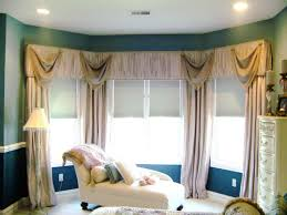 Latest Curtains For Living Room Window Treatments For Bay Windows In Living Room Interior Design
