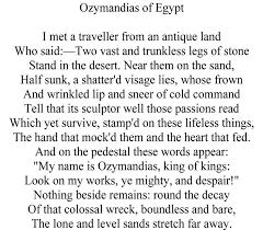 the best ozymandias poem ideas poem analysis ozymandias by percy bysshe shelley