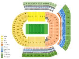 Lsu Stadium Chart Lsu Tigers Football Tickets At Lsu Tiger Stadium On September 26 2020
