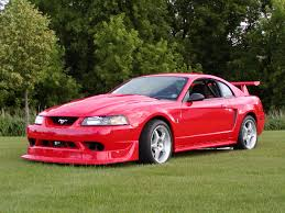 2001 Ford Mustang Cobra Specs - Car Autos Gallery