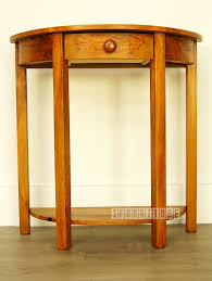 remarkable half moon hall table and half moon hall table with drawer axiomatica