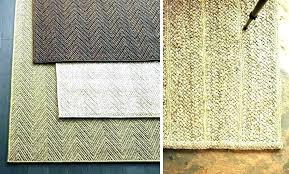 round sisal rug soft wool chunky loop from rugs custom pottery barn area natural fiber runner