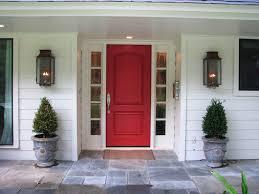 front exterior doorsImpressive Red Exterior Doors 33 Red Front Entry Doors Red