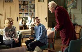 A man refuses all assistance from his daughter as he ages. The Father Review Anthony Hopkins Powerful Portrait Of Dementia