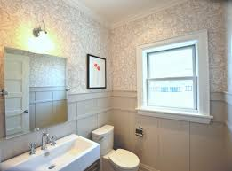 bathroom with wainscoting. Image Of: Mdf Wainscoting In Bathroom With Ideas