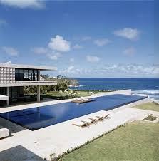 maison avec piscine au bord de la mer en république dominicaine