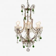6 arm chandelier by vintage italian 1950 abc home