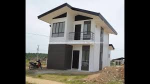 Terrace Designs For Small Houses In The Philippines 50 Small Two Story House Design With Terrace Trending