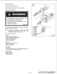 bobcat x excavator service manual pdf repair manual heavy enlarge