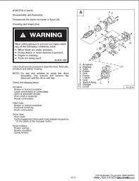bobcat x 331 excavator service manual pdf repair manual heavy enlarge