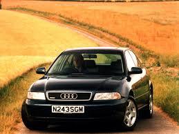 AUDI A4 specs - 1994, 1995, 1996, 1997, 1998, 1999, 2000, 2001 ...
