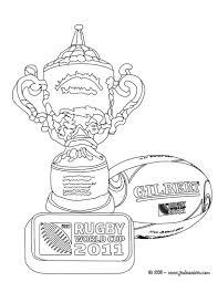 Coloriage De Rugby En Ligne Gratuitl