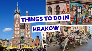 20 things to do in kraków poland travel guide