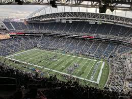 Centurylink Field Section 304 Seattle Seahawks