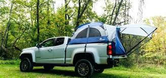 Napier Sportz Truck Tent 57 Series For Avalanche And Ext Review ...