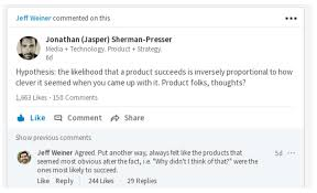 Serving Top Comments in Professional Social Networks   LinkedIn ...