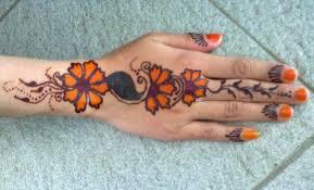 цветные био тату татуировка хной от 500р в москве