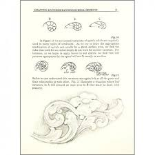 Drawing And Understanding Scroll Designs