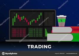 Learning Stock Charts Training Trading In Financial Stock Markets Forex Or