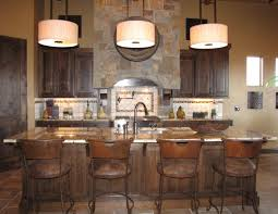 Southwestern Style Kitchen Designs Cabinets Rustic Southwest Kitchen