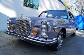 A lovely classic in a very nice condition, always pampered and well maintained. 1972 Mercedes Benz 280se 4 5 Leather Stock 103 For Sale Near Torrance Ca Ca Mercedes Benz Dealer