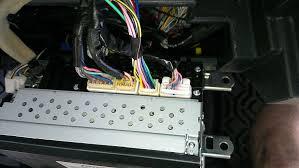 new car stereo for the fj cruiser shawnreed com fj cruiser radio wiring harness at Fj Cruiser Radio Wiring Harness