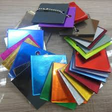 1mm to 6mm plexi glass mirror acrylic sheet 4 x 8 feet cut to size