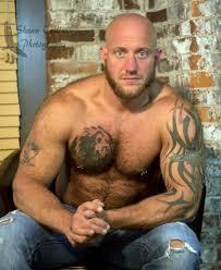 Hairy bald males pics