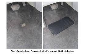 torn carpet repair services auto rite l c we offer cny professional automotive interior