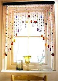 Kitchen Curtain Patterns Gorgeous Small Kitchen Window Curtains Kitchen Window Curtain Ideas Kitchen