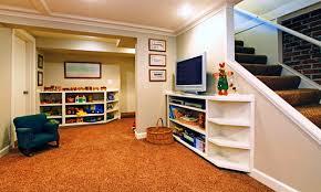 Top Basement Floor Finishing Ideas - Finish basement floor