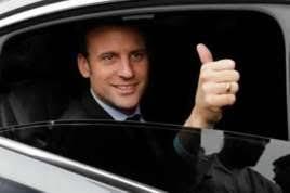 باريس - إيمانول ماكرون رئيسا للجمهورية الفرنسية