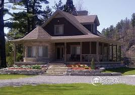 house plans with wrap around porches. Front Country Cottage With Wrap Around Porch, Open Floor Plan, Centralized Fireplace - Florence House Plans Porches N