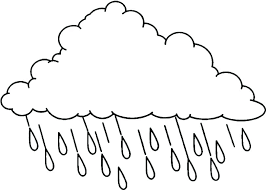 Water Drop Coloring Page Smiling Raindrop Coloring Page Rain Drop Colouring Horros Info