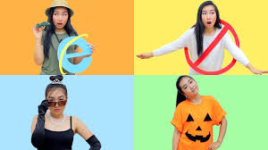 internet explorer costume diy last minute halloween costumes jenerationdiy youtube