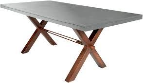 Tisch Betonoptik Quadratisch Esstisch Ausziehbar 120 Eahil2010