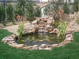 pond ideas backyard ponds fish pond