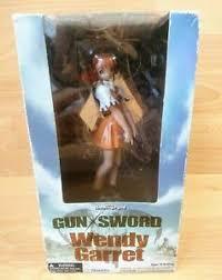 Yamato - Gun X Sword statuette PVC 1/8 Wendy Garrett | eBay